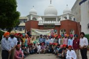 Turban Tying Competition organized by Gurmat Sabha