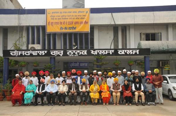 Guru Nanak Dev Ji 550th Gurpurab Celebration